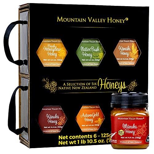 Mountain Valley Honey Gourmet Gift Box