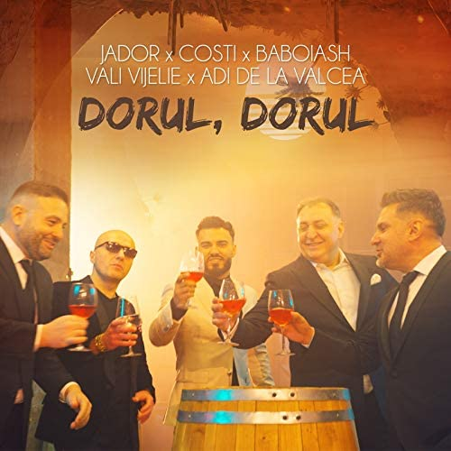 Jador, Costi, Baboiash, Vali Vijelie & Adi De La Valcea