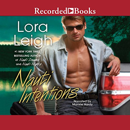 Nauti Intentions audiobook cover art