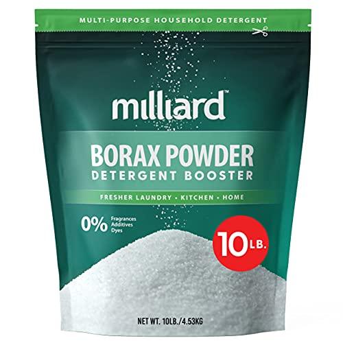 MILLIARD Borax Powder - Pure Multi-Purpose Cleaner (10 lb.)