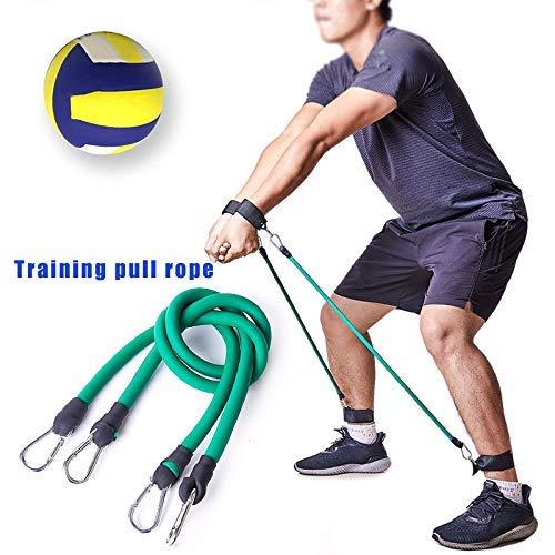 Mkiki Volleyball Trainingshilfe Widerstandsband Gürtel Turnschuhe Schützt vor Übermäßiges nach Oben Arm Bewegung