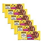 Nestle Toll House Espresso Baking Chip Morsels Bulk Pack of 6 Bags - 9 oz Per Bag - 54 oz Total - Made with Real Coffee