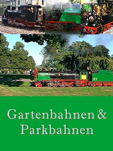 Gartenbahnen & Parkbahnen