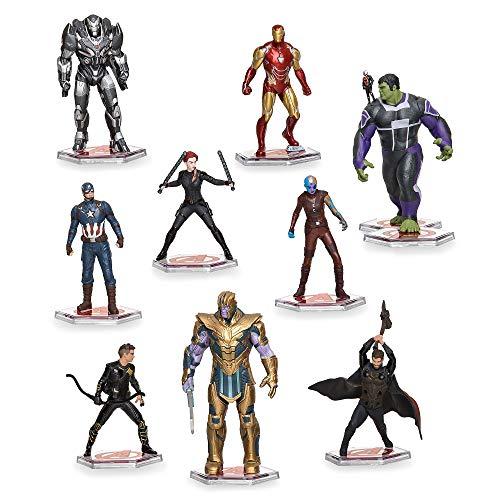 Marvel Avengers Deluxe Figurine Set Avengers: Endgame Giocattoli Multicolore
