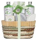Gloss - caja de baño, caja de regalo para mujeres - La basura del baño GM HERBAL