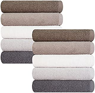 Songwol 440GSM Premium Bath Towels Cotton Towels for Hotel and Spa, Maximum Softness and Absorbency