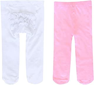 Toddler Girls 2-Pack Rhumba Lace Tights