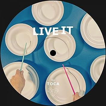 Live It (Ad Edit)
