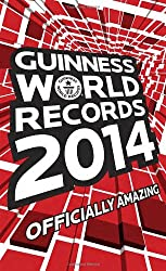 Guinness World Records 2014 - A Top Pick Book for Encouraging Reluctant Readers