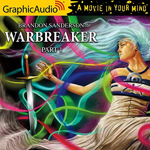 Warbreaker, 1 of 3 cover art
