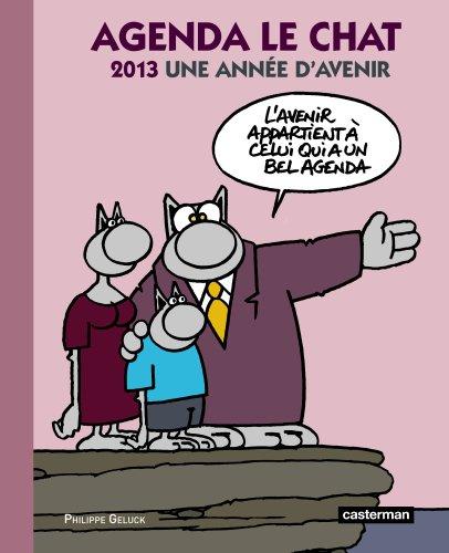 Agenda le Chat 2013