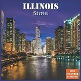 Illinois State Calendar 2022: Official US State Illinois Calendar 2022, 16 Month Calendar 2022
