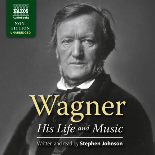 Wagner audiobook cover art