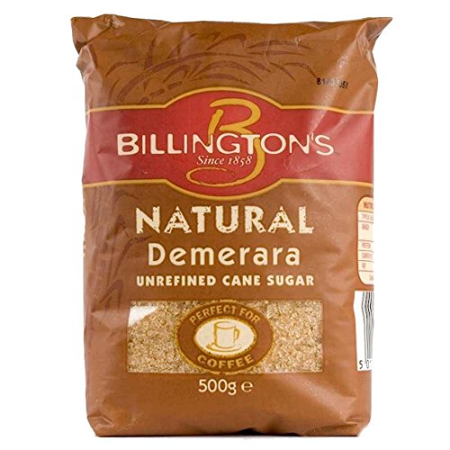 Billingtons | Sugar - Demerara | 1 x 500g