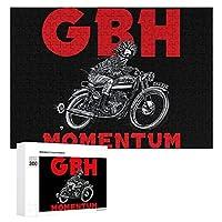 GBH Momentum 300ピースジグソーパズル木製パズル 子供 グッズ 初心者向け ギフト 人気 減圧知育玩具大人 耐久性 高級印刷 無毒 無臭 無害 難易度調整可能 プレゼント