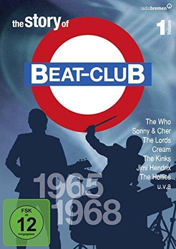 Vol. 1: 1965-1968 (8 DVDs)
