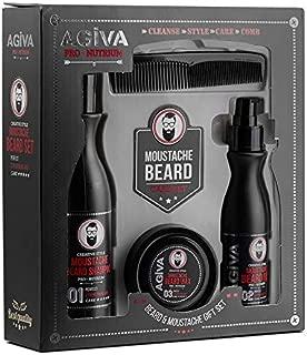 Agiva Beard Set