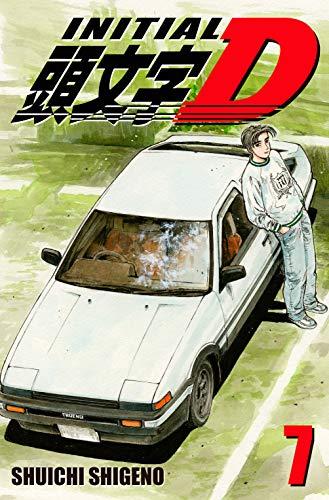 Initial D Vol. 7 (comiXology Originals)