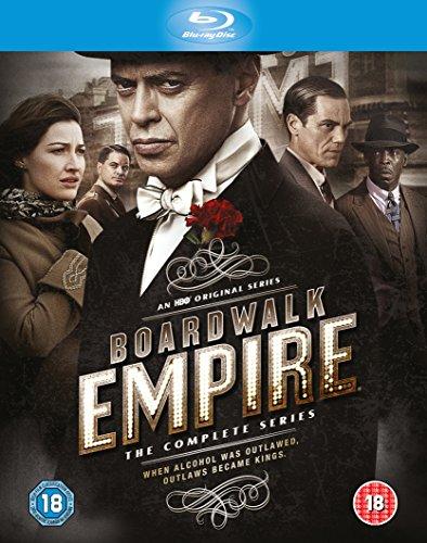 Boardwalk Empire - The Complete Season 1-5 [Blu-ray] [UK-Import]