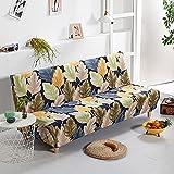 MKQB Funda de sofá elástica con Estampado de poliéster, Funda de sofá Moderna para Oficina de decoración del hogar, Funda de sofá de protección para Mascotas n. ° 4 2seat-M- (145-185cm