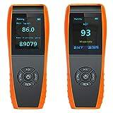 lkc-1000s Air Quality detector professionale di temperatura e umidità monitor accurati test Formaldebyde con particelle pm2,5/PM10 Hcho/Aqi/misuratore di qualità dell' aria