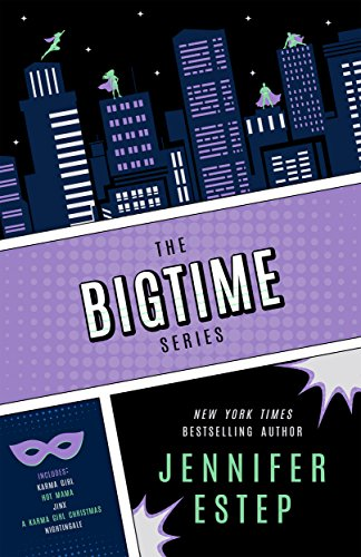 Download The Bigtime Series (Bigtime superheroes) (English Edition) B00HDPBH3E