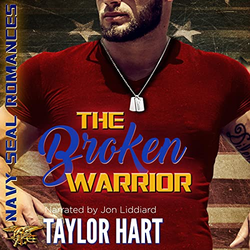 The Broken Warrior Audiobook By Taylor Hart cover art