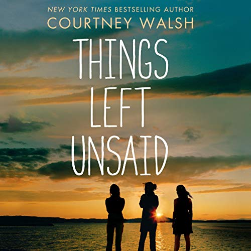 Things Left Unsaid cover art