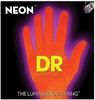 DR Strings HI-DEF NEON Bass Guitar Strings (NOB-45)