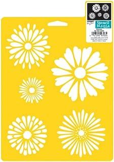 Best flower leaf stencil Reviews