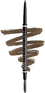 NYX PROFESSIONAL MAKEUP Micro Brow Pencil, Eyebrow Pencil, Ash Brown