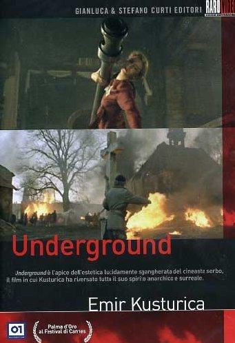 Underground(collector's edition)