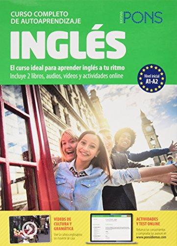 Curso Pons Inglés.2 libros+4CD+DVD (Cursos Pons...