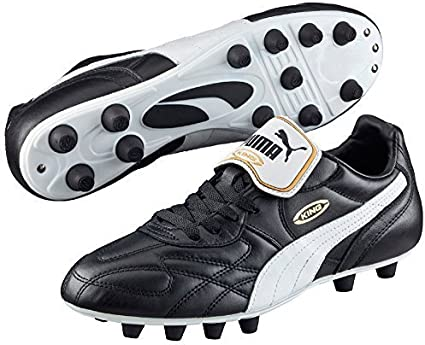 Puma King Top di FG Chaussures de football Dessus en cuir Soccer ...