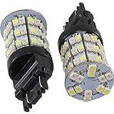 Eckler's Premier Quality Products 80-289728 Light Bulbs, (60) SMD LEDs Hyper White/Amber