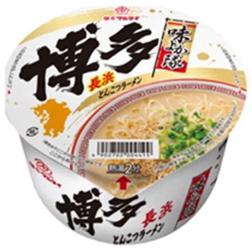 マルタイ 味よか隊とんこつラーメン博多 71g ×12個