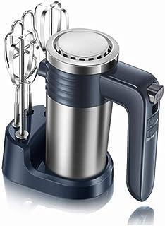 fang zhou elektrisk mixer, rostfritt stål 9 hastigheter elektronisk display tyst handblandare visp knådning maskin, för kö...
