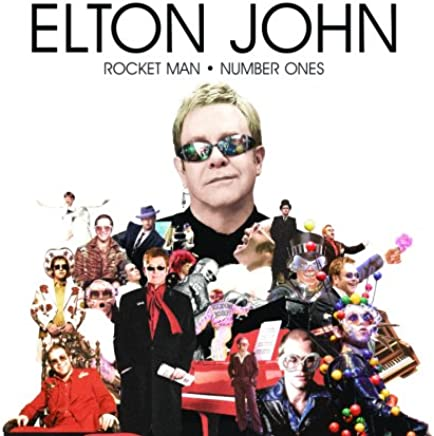Rocket Man: Number Ones Eco-Friendly