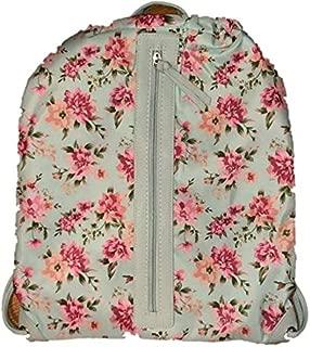 NOBO Fatima Cinch HOBO Handbag Mint Floral
