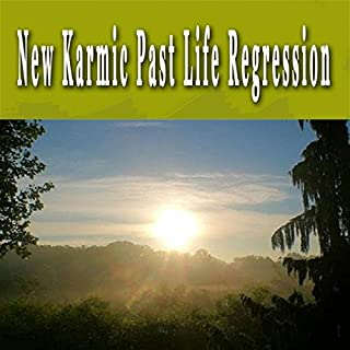 New Karmic Past Life Regression Hypnosis Collection audiobook cover art