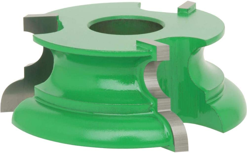 Grizzly depot Industrial C2114 - Shaper Cutter 3 4 Full Bead Cove Max 65% OFF