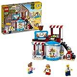 LEGO Creator - Pastelería Modular, Juguete de Construcción Educativo y...
