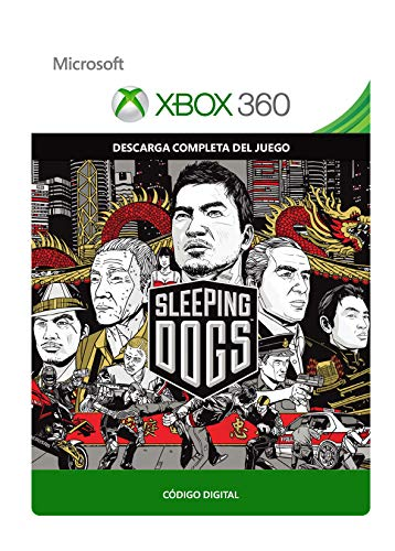 Sleeping Dogs Standard | Xbox 360 - Código de descarga
