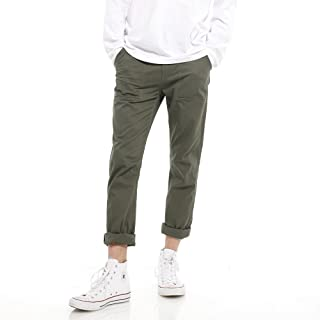 Riders by Lee Men's Utility Tapered Cotton Pant