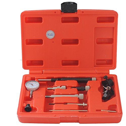 CCLIFE Reloj contador para bomba de inyección de diésel, herramienta