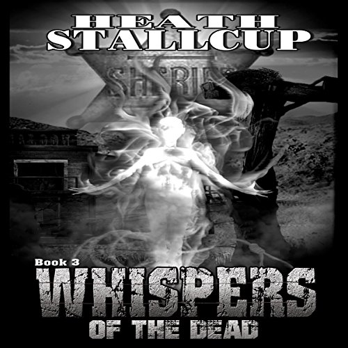 Whispers of the Dead, Book 3 audiobook cover art