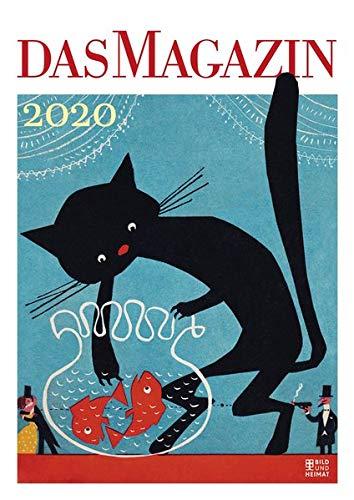 Das Magazin 2020: Wandkalender