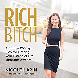 Rich Bitch audiobook cover art