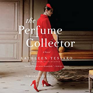 The Perfume Collector audiobook cover art