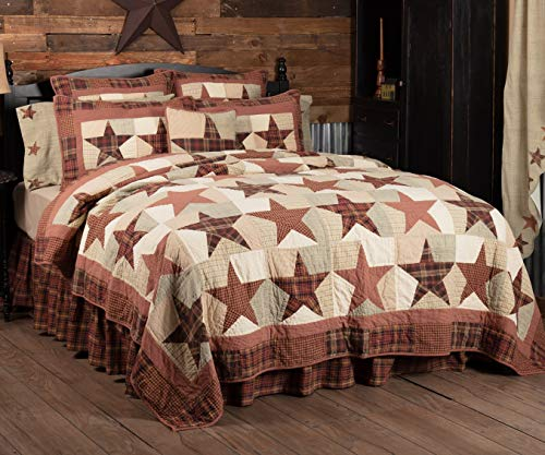 primitive quilt king - 7